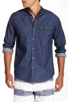 Ezekiel Chambray Woven Regular Fit Shirt