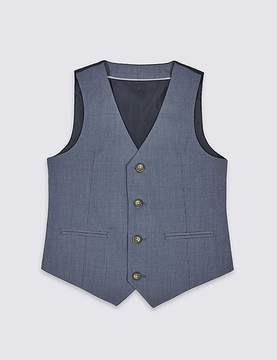 Marks and Spencer 4 Button Waistcoat (3-14 Years)