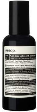 Aesop Avail Body Lotion SPF 50-5.1 oz.