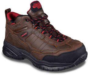 Skechers Relaxed Fit Gilbe Work Boot - Men's