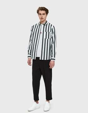 A.P.C. Alexis Shirt in Off White