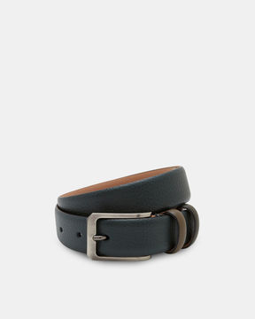 Ted Baker Twotone leather belt