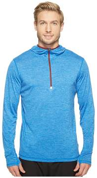 Prana Hardesty Hooded 1/4 Zip Men's Sweatshirt