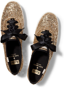 Keds X kate spade new york CHAMPION GLITTER.