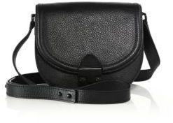 Loeffler Randall Leather Saddle Bag