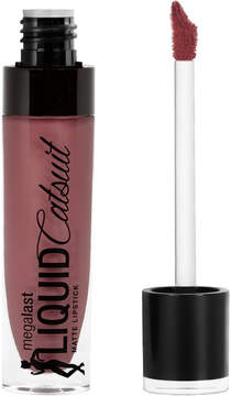 Wet n Wild Megalast Liquid Catsuit Lipstick - Rebel Rose