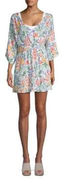 Onia Alessandra Printed Coverup