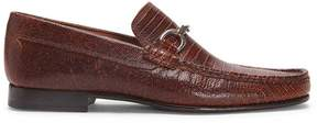 Donald J Pliner DARRIN2, Tejus Embossed Lizard Leather Loafer
