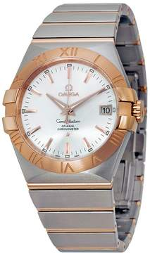 Omega Constellation 18kt Rose Gold Men's Watch 12320352002001