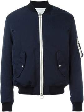 Soulland 'Thomasson' bomber jacket