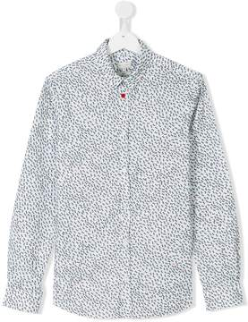 Paul Smith teen ant print Nael shirt