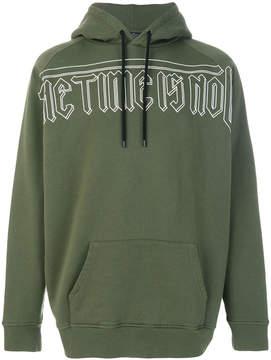 Marcelo Burlon County of Milan Wilon hooded sweatshirt