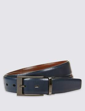 Marks and Spencer Leather Buckle Reversible Belt