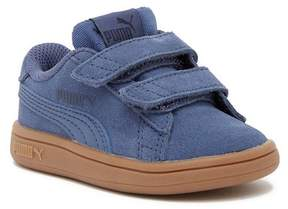 Puma Smash V2 SD Suede Sneaker (Toddler)