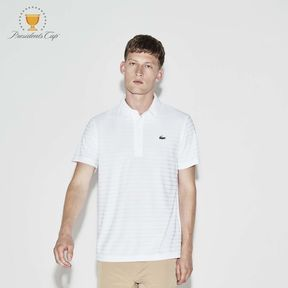 Lacoste Men's Sport Presidents Cup Edition Technical Jersey Polo
