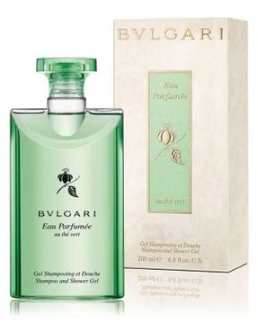 BVLGARI Eau Parfumee au the vert Shower Gel/6.8 oz.