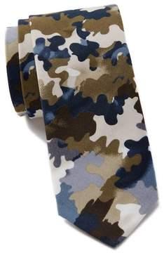 Original Penguin Crealy Camouflage Tie