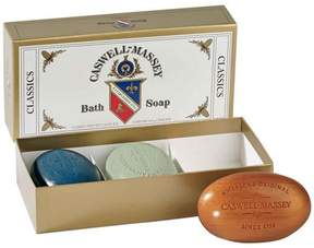 Classic Soap Collection by Caswell-Massey (3 Bars Of Soap)