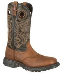 Rocky Men's 12 Original Ride Western Saddle Boot Rkw0144.