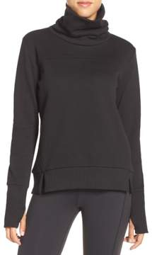 Alo Women's 'Haze' Funnel Neck Sweatshirt