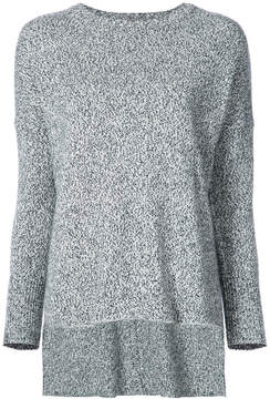 ADAM by Adam Lippes speckled round neck sweater