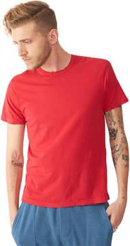 Alternative Apparel Destroyed Mens T-Shirt
