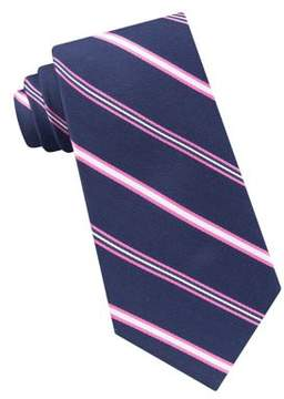 Lord & Taylor The Mens Shop Stripe Silk Tie