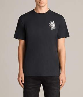 AllSaints Alsace Switch Crew T-Shirt
