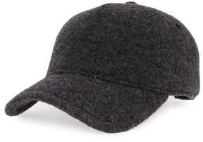 Rag & Bone Marilyn Wool Baseball Cap