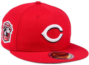 New Era Cincinnati Reds Ultimate Patch Collection Anniversary 59FIFTY Cap