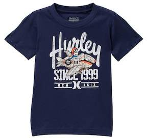Hurley Maverick Tee (Toddler Boys)