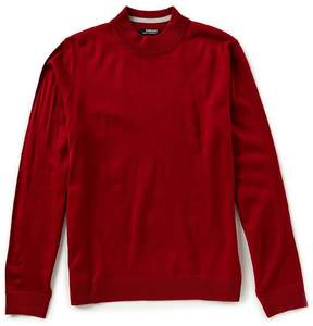 Murano Modern Performance Mock Neck Sweater