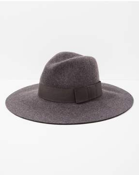 7 For All Mankind | Brixton Piper Hat In Heather Grey | M