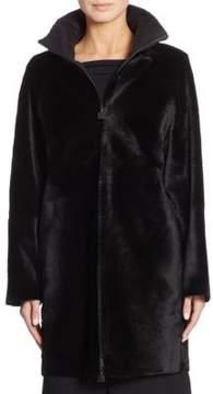 Akris Reversible Fur Jacket