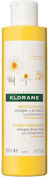 Klorane Vinegar Shine Rinse with Chamomile