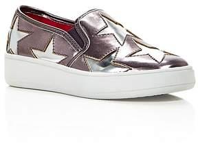 Steve Madden Girls' Star Cutout Sneakers - Little Kid, Big Kid