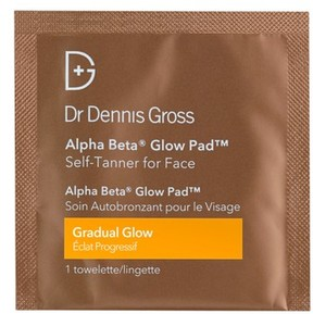 Dr. Dennis Gross Skincare Alpha Beta Gradual Glow Pad Self-Tanner For Face