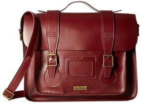 Dr. Martens - Leather Satchel Satchel Handbags