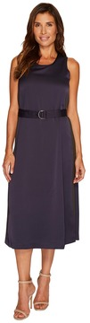 Ellen Tracy D-Ring Column Dress Women's Dress