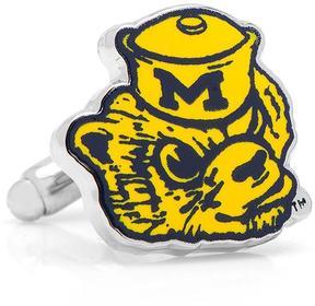 Ice Vintage Michigan Wolverines Cufflinks