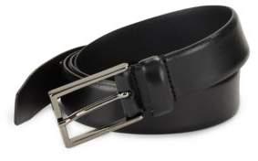 HUGO Ganticus Leather Belt