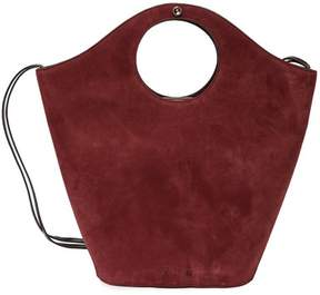 Elizabeth and James Market Suede Shopper Bag