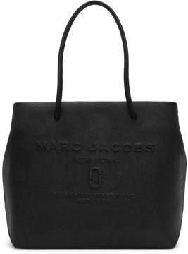 Marc Jacobs Black East West Logo Tote
