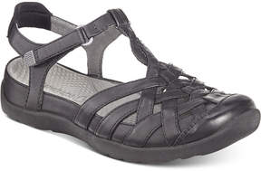 Bare Traps Baretraps Florrie Rebound Technology Flat Sandals, Created for Macy's Women's Shoes
