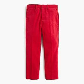 J.Crew Boys' Bowery slim pant in cord