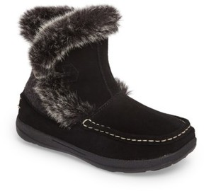 Woolrich Women's Pine Creek Ii Faux Fur Trim Boot