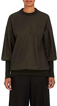 08sircus Women's Wool Fleece Sweatshirt