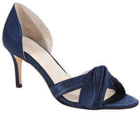 Butter Shoes Something Bleu Percy Satin Pump
