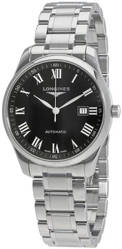 Longines Master Automatic Black Dial Men's Watch L28934516