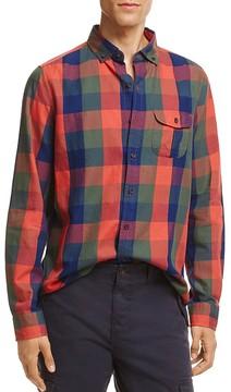 Michael Bastian Plaid Button-Down Regular Fit Shirt